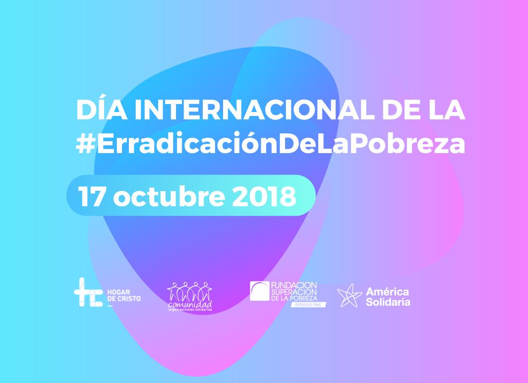 Declaración del Día Internacional para la Erradicación de la Pobreza 2018